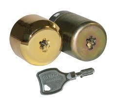 Cylindre serrure de haute qualité A2P.