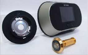 Judas electronique camera numerique pour porte