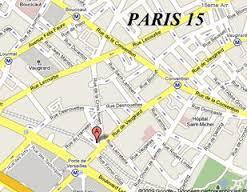 Réparer une porte cassée Paris 15 avec artisan serrurier.
